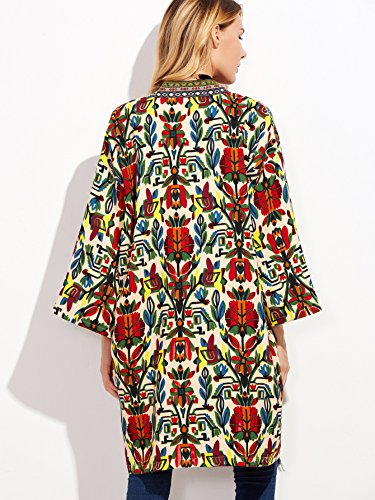 Floerns-Womens-Open-Front-Tribal-Print-Cardigan-Thin-Coat