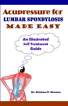 Acupressure Lumbar Spondylosis Made Easy ebook product image