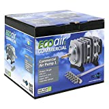 EcoPlus 728450 Eco Air1 Commercial Air Pump 1-18