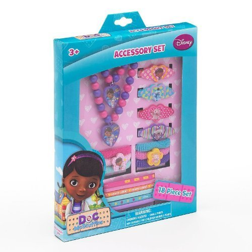 UPC 807716850086, Doc Mcstuffins Hair and Jewelry Box Set