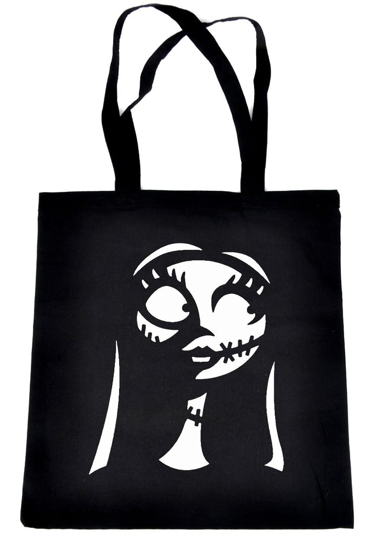 Amazon.com: Sally Silhouette Nightmare Before Christmas Tote Bag ...