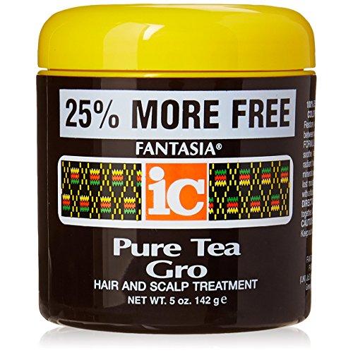 Fantasia Pure Tea Gro Hair Treatment, 5 Ounce
