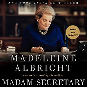 Madam Secretary Audiobook