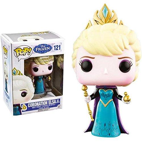 Funko Disney Frozen POP! Movies Coronation Elsa Exclusive Vinyl Figure #121 [Hot Topic Exclusive]