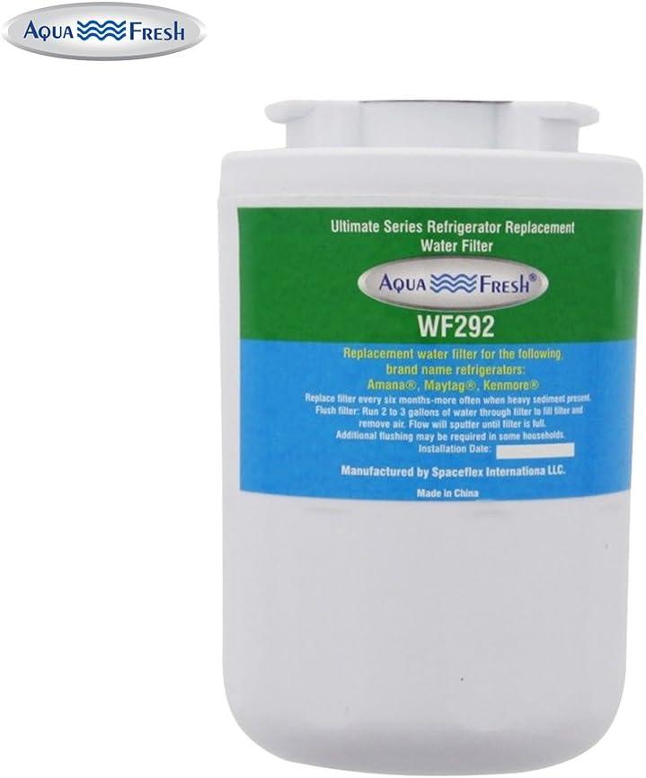 Aqua Fresh Filters Compatible with Amana 12527304 WF401 Clean N Clear