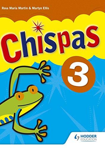 Level Pupil Book - Chispas: Pupil Book Level 3