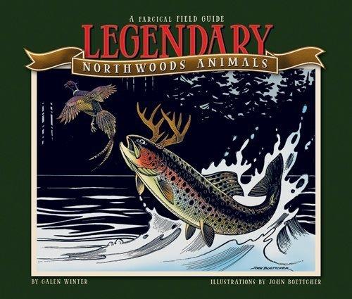 Legendary Northwoods Animals by Galen Winter - Northwood Stores Mall