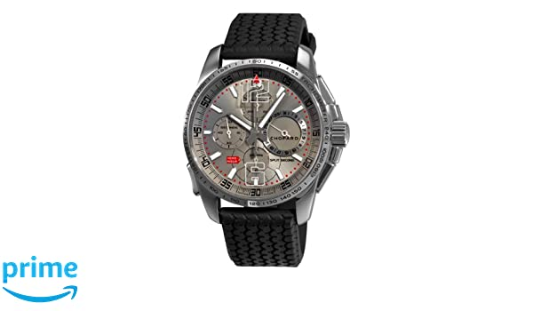 eac5eecd1f96 Amazon.com  Chopard Men s 168513-3001 Mille Miglia Limited Edition Grey  Dial Watch  Chopard  Watches