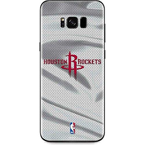 41aae57b4 Amazon.com  Skinit Houston Rockets Home Jersey Galaxy S8 Plus Skin ...