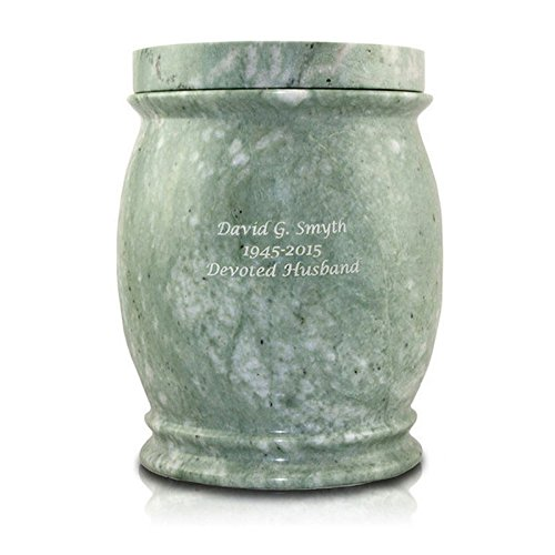 cremation urns marble - 5