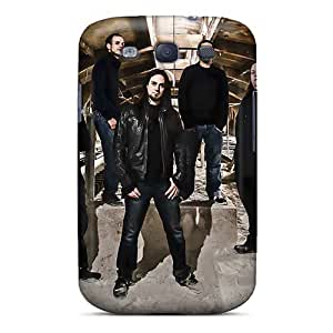 Scratch Protection Hard Cell-phone Cases For Samsung Galaxy S3 (kPs6909KKmv) Custom Vivid Loudblast Band Series