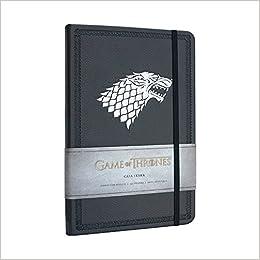 Cuaderno Juego de tronos, casa Stark: Amazon.es: Juego de tronos ...