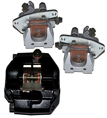 Front Left Caliper Assembly - 9