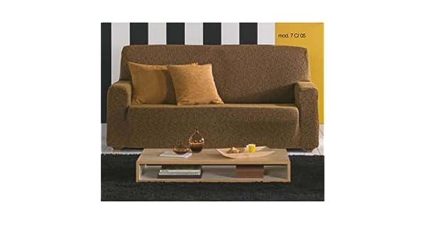 Eysa Mare - Fundas de sofá (3 Plazas), Color Naranja: Amazon ...