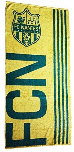 70 x 150 cm FCNA serviette de plage FC NANTES ATLANTIQUE Drap de bain
