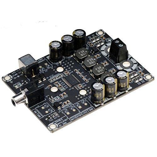WONDOM 1 X 40Watt Class D Audio Amplifier Board -TPA3110 Mono Channel (60w Single Channel)