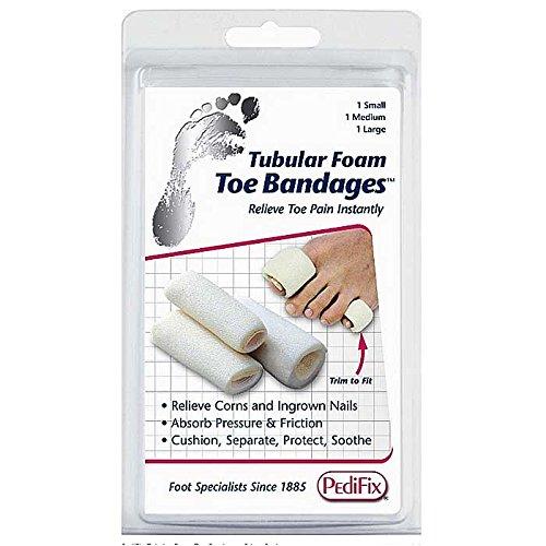 PediFix Tublar Foam Bandages - - Pedifix Foam