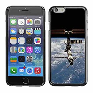 """Shell-Star ( Iss Space Station ) Fundas Cover Cubre Hard Case Cover para 5.5"""" iPhone 6 Plus"""