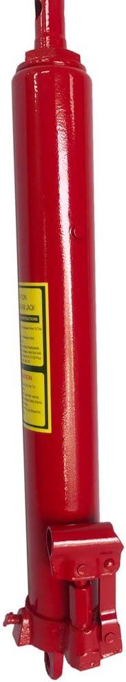 8 Ton Capacity PARTS-DIYER Long Hydraulic Ram Jack Engine Lift Hoist Manual Cherry Picker w//Handle