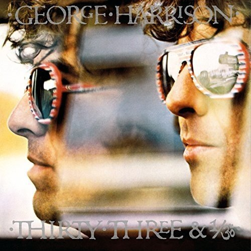 CD : George Harrison - Thirty Three & 1/ 3 (Japanese Mini-Lp Sleeve, Super-High Material CD, Japan - Import)
