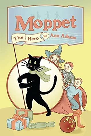 book cover of Moppet the Hero