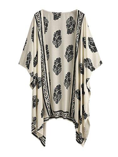 SweatyRocks Women Kimono Vintage Floral product image