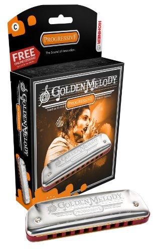 Hohner 542PBXC Golden Melody