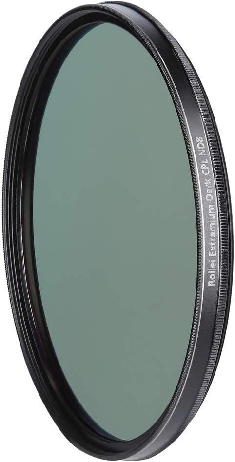 Rollei Rundfilter Extremium Dark Cpl Nd8 Stopper 72 Mm Kamera