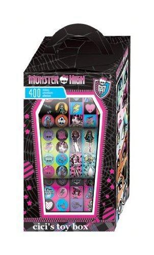 Sandylion Monster High Tote Sticker -