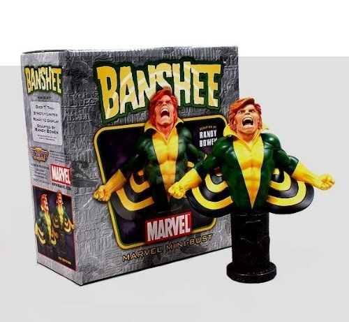 Banshee Mini-Bust by Bowen Designs by Bowen Designs by Unknown (Image #1)