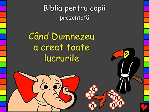 Romanian Bible Stories (Bible for Children Everywhere)