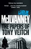 The Papers of Tony Veitch by William McIlvanney front cover