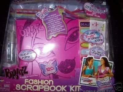Bratz Fashion Scrapbook Kit