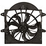 Four Seasons 76004 Radiator Fan Motor Assembly