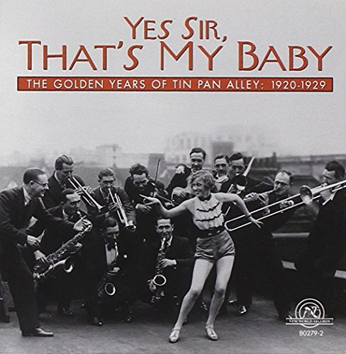 Yes Sir That's My Baby: The Golden Years Of Tin Pan Valley 1920-1929