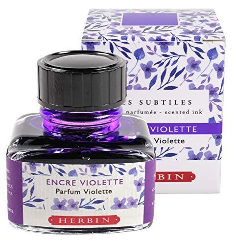 Herbin Scented Ink - 30ml Bottled - Purple/Violet
