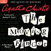 The Moving Finger : A Miss Marple Mystery | Agatha Christie