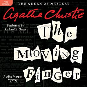 The Moving Finger Audiobook