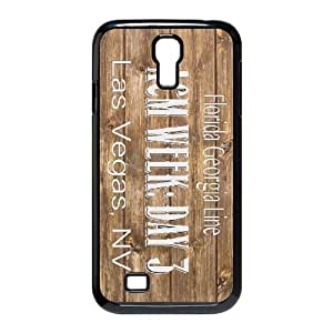 Florida Georgia Line For Samsung Galaxy S4 I9500 Cases Cell phone Case Orvs Plastic Durable Cover