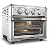 CUISINART TOA-60C AirFryer Convection Oven, Silver