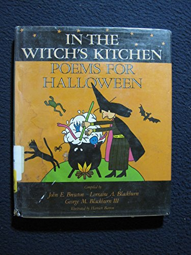 In the Witch's Kitchen: Poems for Halloween ()