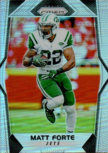 Football NFL 2017 Prizm Prizm #180 Matt Forte NY Jets by