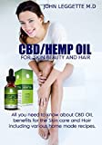 CBD OIL FOR SKIN BEAUTY AND HAIR