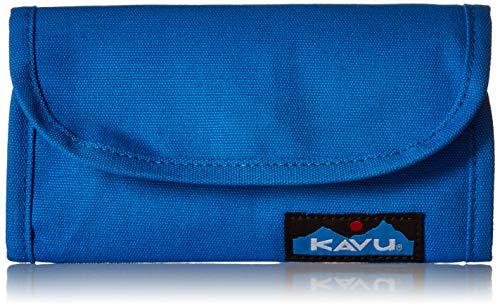 KAVU Big Spender Tri-fold Wallet Womens Clutch Travel Organizer - Oasis
