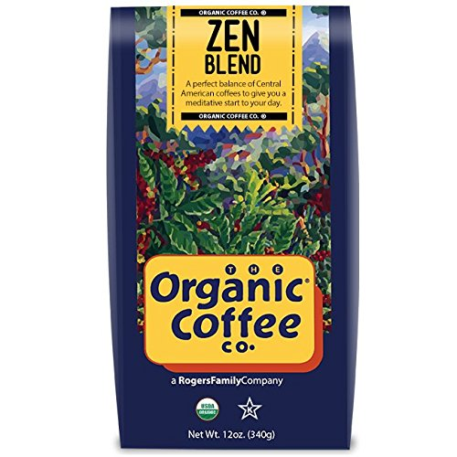 Organic Coffee Co Blend ounce