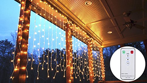 480 Led Icicle Christmas Lights - 2