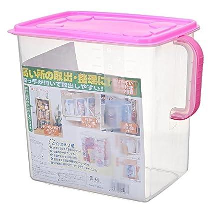 Cajas de almacenamiento/almacenamiento de alimentos/tarros y botes de almacenamiento, uso productos