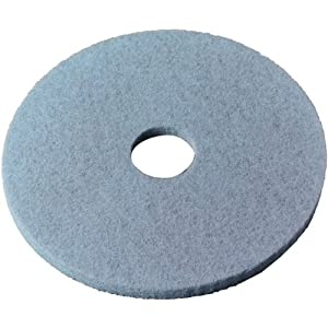 "3M Aqua Burnish Pad 3100, 21"" Floor Care Pad (Case of 5)"