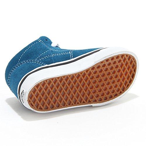 Vans Cobalto 5010l Cab Scarpe Sneakers Bimbo Blu Shoes Kids Half fzqw7gOE