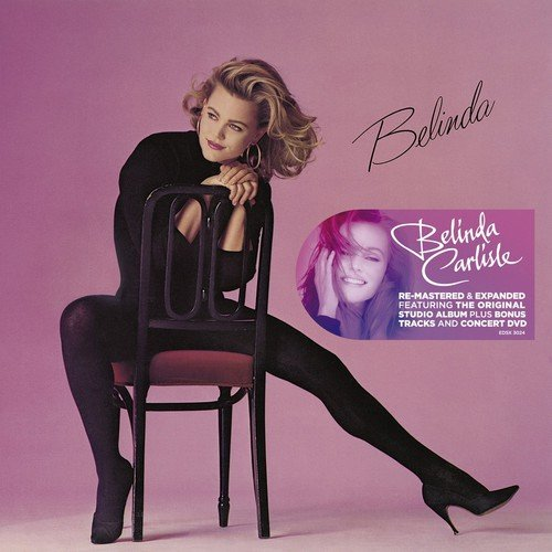 CD : Belinda Carlisle - Belinda (United Kingdom - Import)